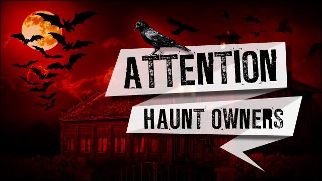 Attention San Francisco Haunt Owners
